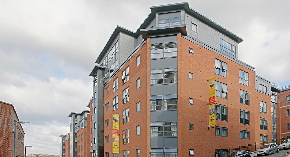 Aspect 3 Student Accommodation Sheffield