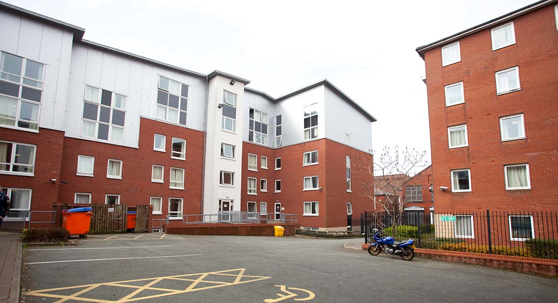 Warehouse Apartments, Preston