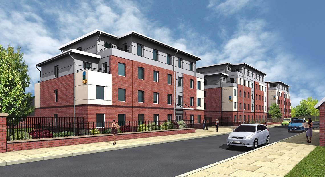 Q3 Apartments, Manchester
