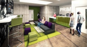 Primus Place reception